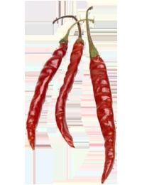 Chilies De Arbol