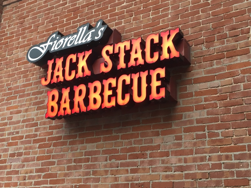 Jack Stack Barbecue Sign