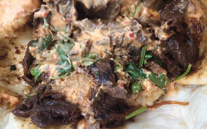 World Street Kitchen Food Truck Taco