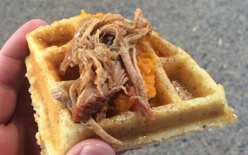 Chef Shack Food Truck Waffle