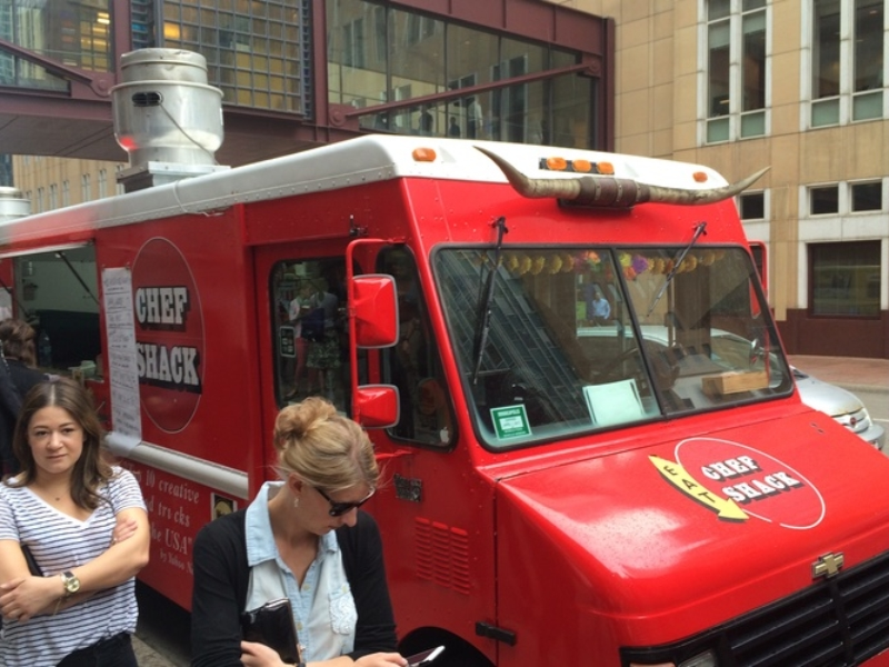 Chef Shack Minneapolis Food Truck