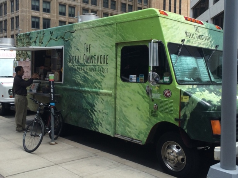 The Moral Omnivore Food Truck