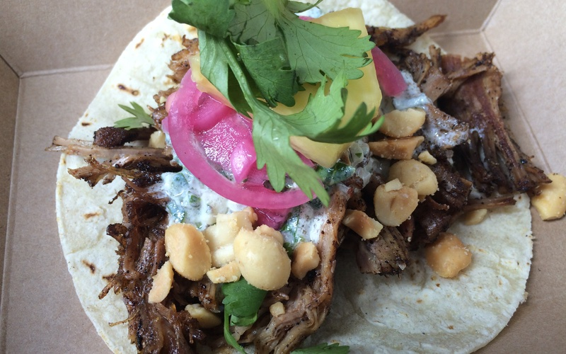 Loud Mouth Food Truck Taco