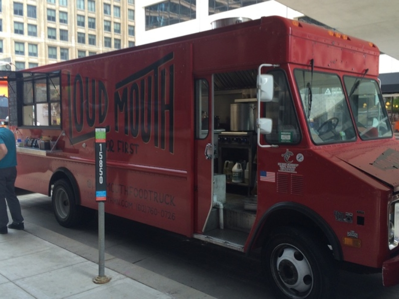 Loud Mouth Food Truck