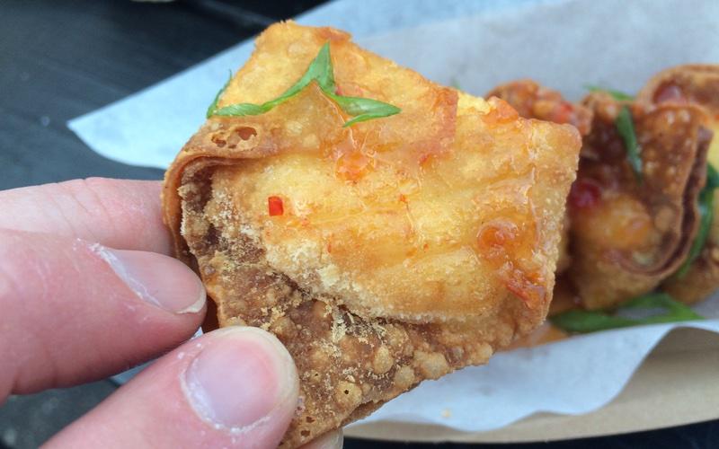 Peeps Hot Box Fried Food