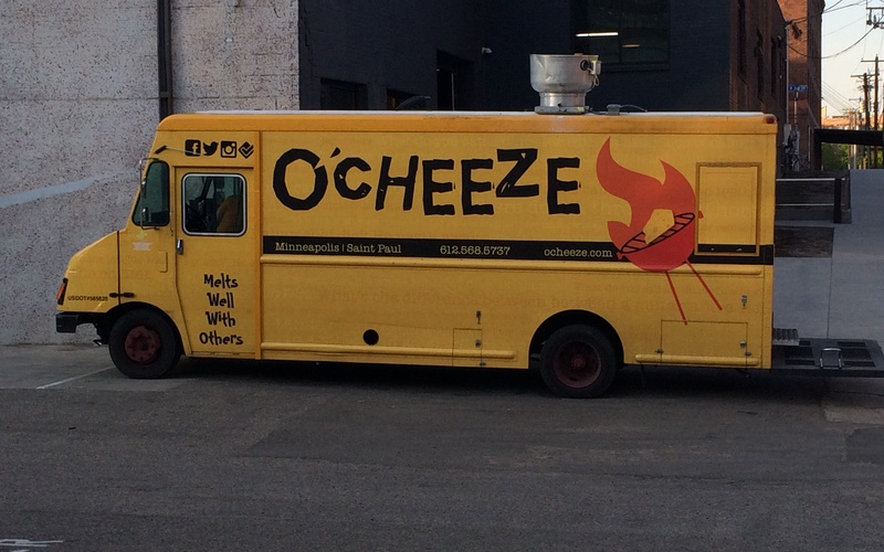 O'Cheeze Food Truck