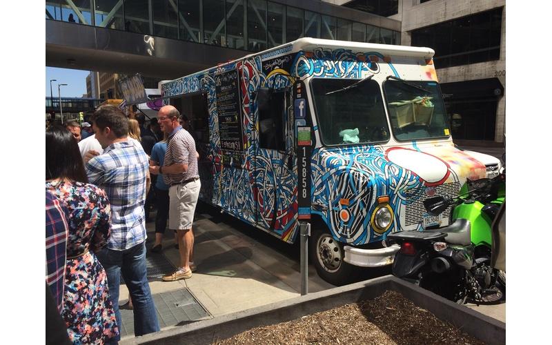 Get Sauced Food Truck