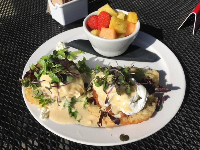 B Matthew's Eatery Breakfast Plate