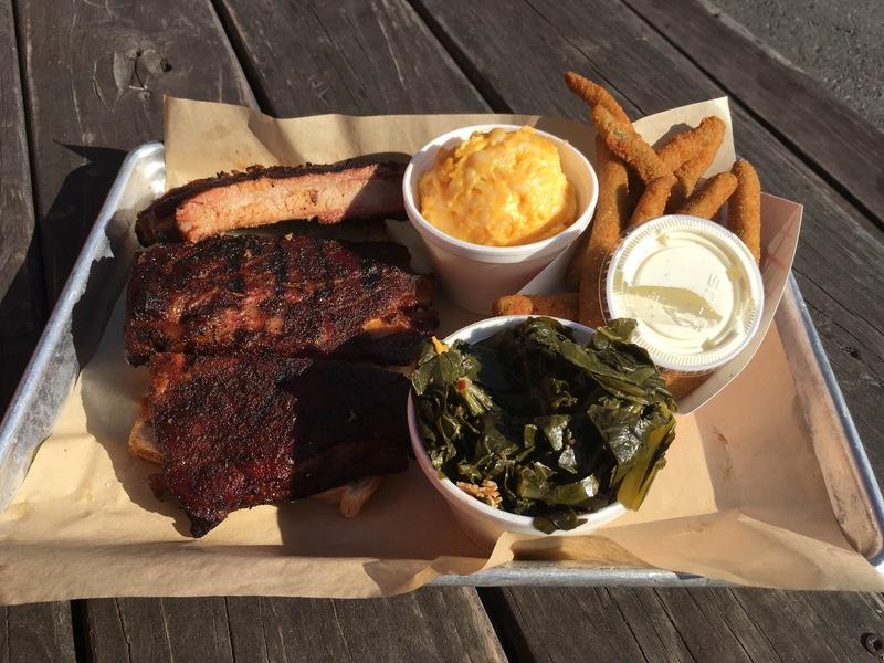 Southern Soul Meal Platter