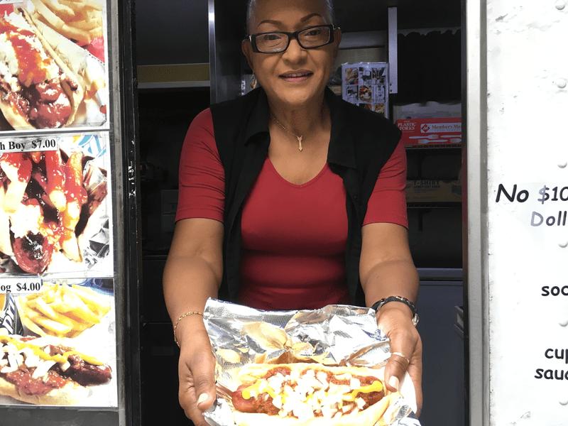 CLEVELAND, OH.SETI'S POLISH BOY FOOD TRUCK (9)